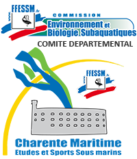 Biologie Subaquatique CODEPESSM 17 - Patrick CHARPENTIER
